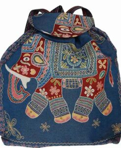Blue Elephant backpack