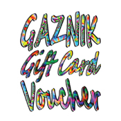 Gaznik Gift Card Voucher image Button