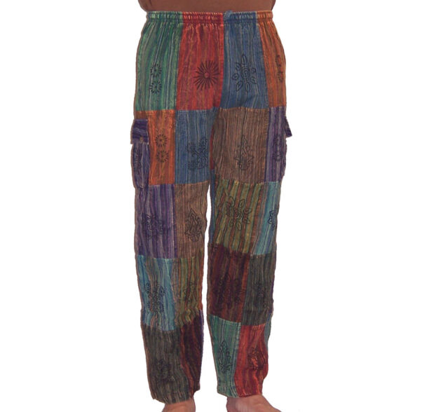 Nepalese Trousers Patchwork l 1
