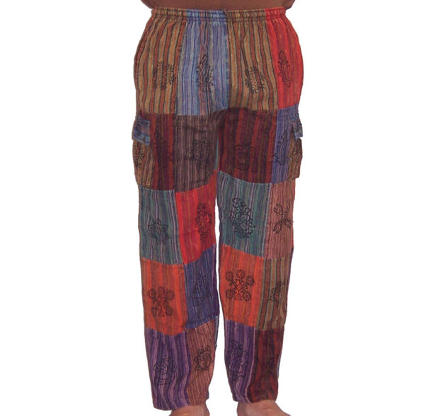 Nepalese Trousers Patchwork l 2