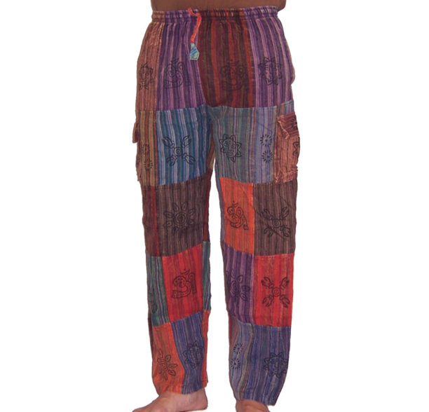 Nepalese Trousers Patchwork l 3