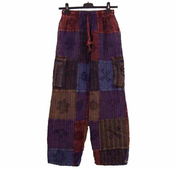 Nepalese Trousers Patchwork sm 3